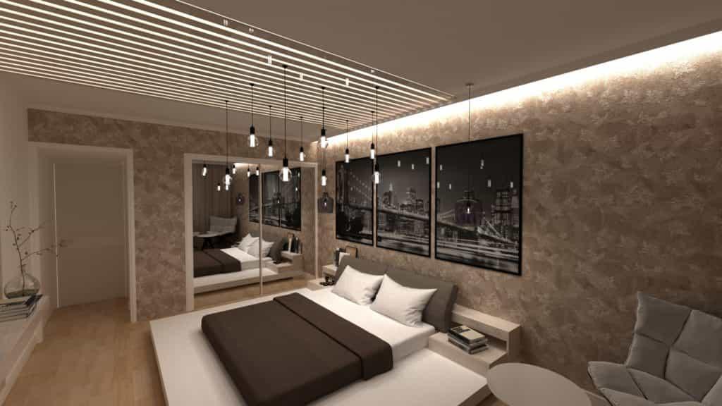 комната дизайн интерьера фото