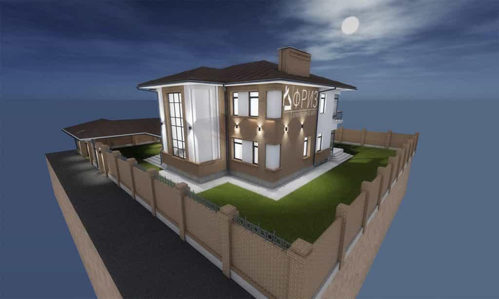 архитектурно строительное проектирование