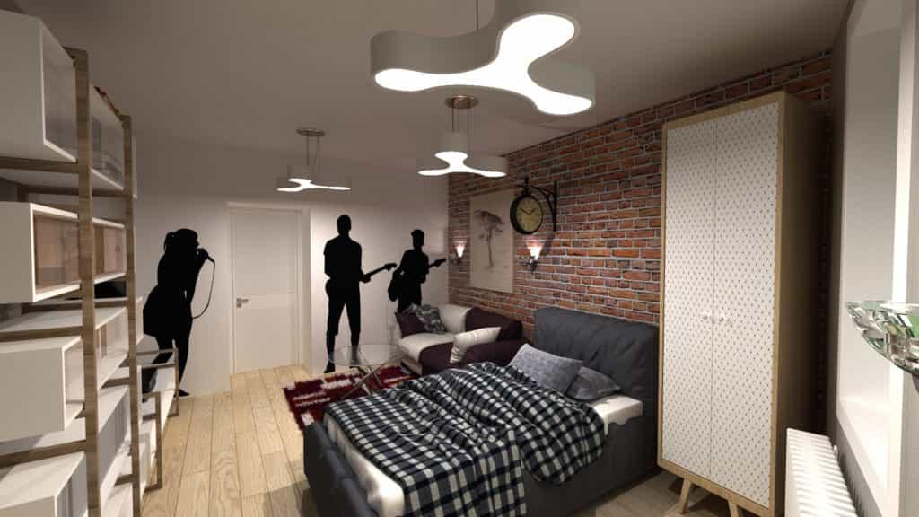 дизайн интерьера дома внутри фото