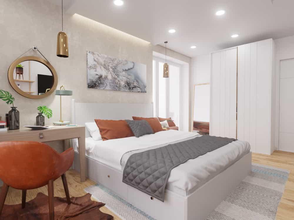 заказать дизайн проект интерьера дома