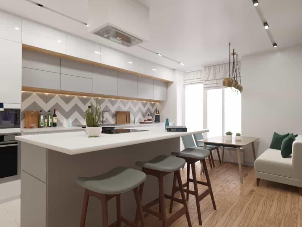 дизайн интерьера квартиры уфа