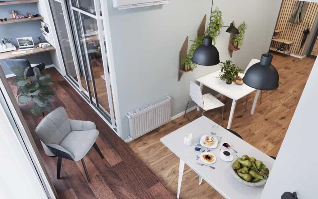 дизайнер интерьера квартиры