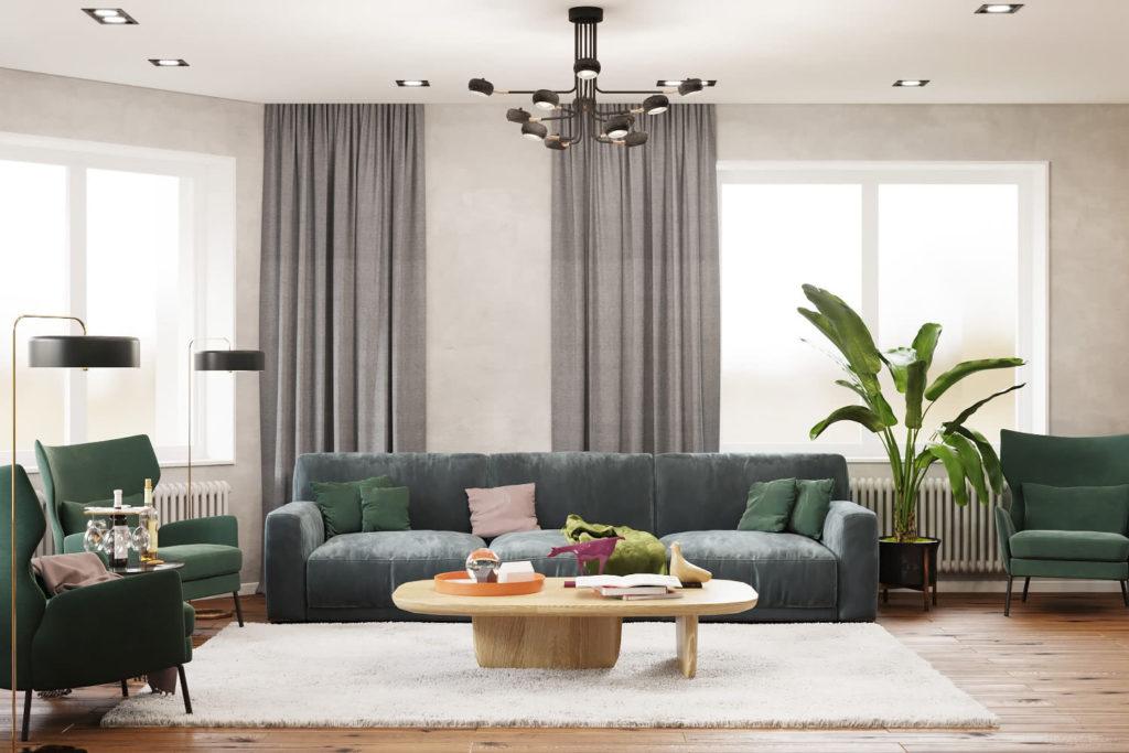 услуги дизайнера интерьера квартир